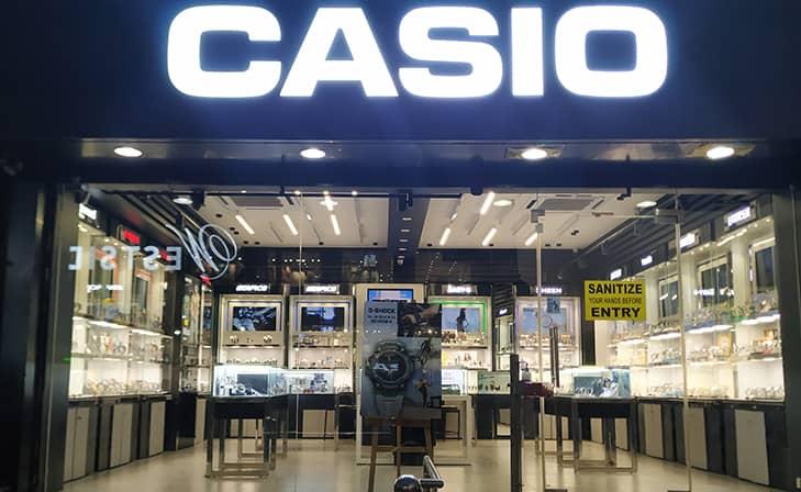 Casio Exclusive Store - Malviya Nagar, Jaipur