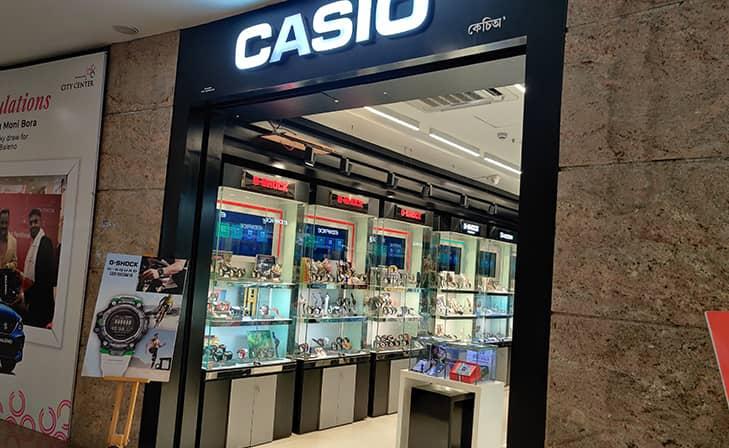 Casio Exclusive Store - GS Road, Guwahati
