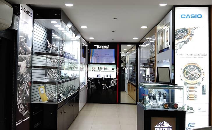 Casio Exclusive Store - MI Road, Jaipur