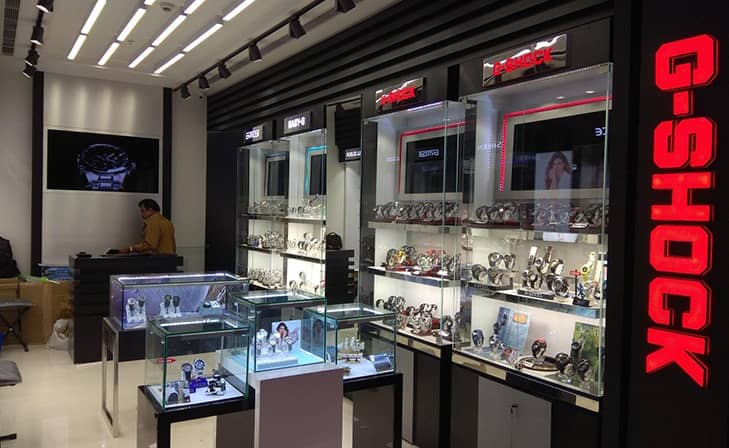 Casio Exclusive Store - Mahadevapura, Bengaluru