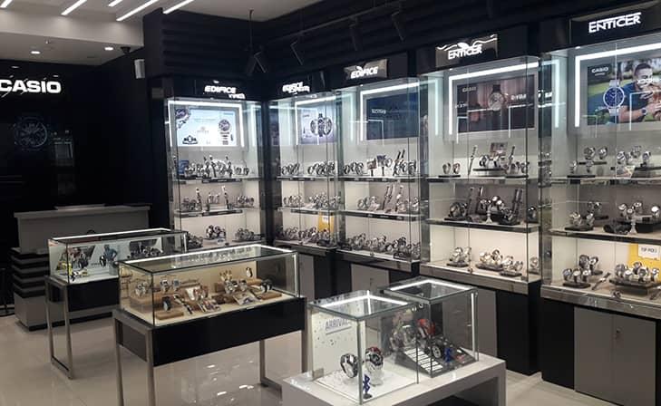 Casio Exclusive Store - Hosur Road, Bengaluru