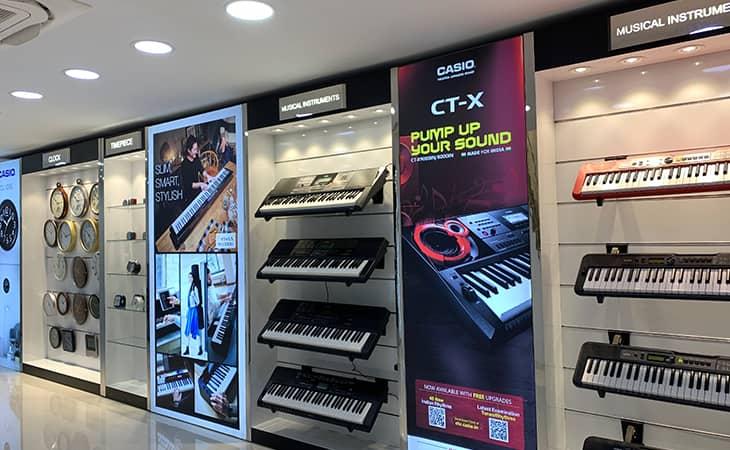 Casio Exclusive Store - Sector 18, Noida
