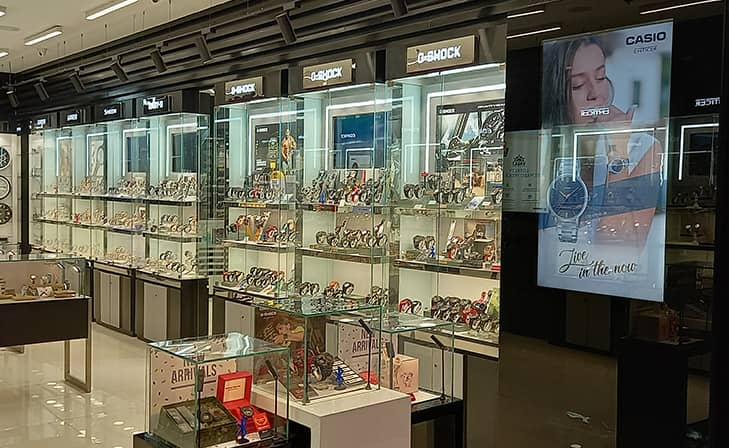 Casio Exclusive Store - Sector 4, Greater Noida