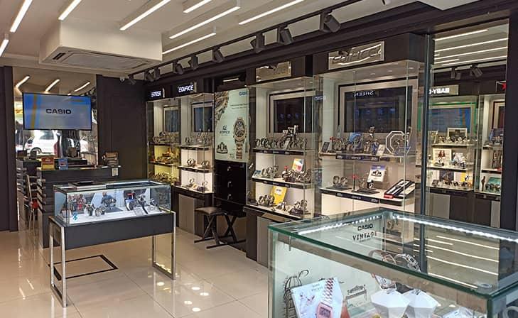 Casio Exclusive Store - Devraj Urs Road, Mysore