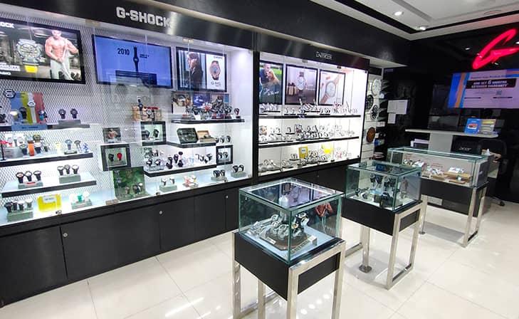 Casio Exclusive Store - Rajaji Mavoor Road, Kozhikode