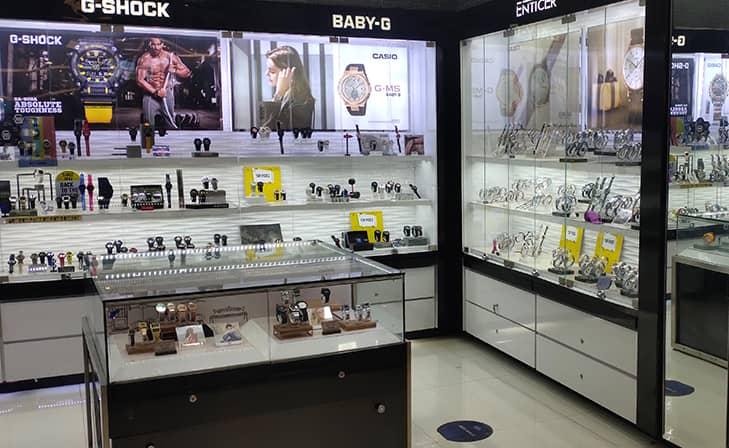 Casio Exclusive Store - Kurla West, Mumbai