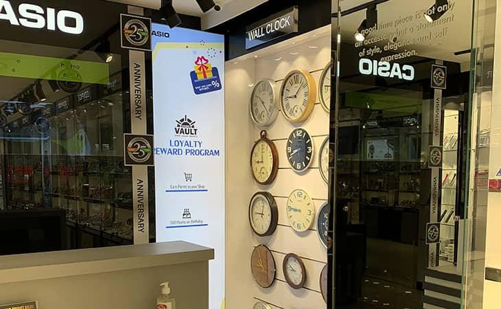 Casio Exclusive Store - Paschim Vihar, New Delhi