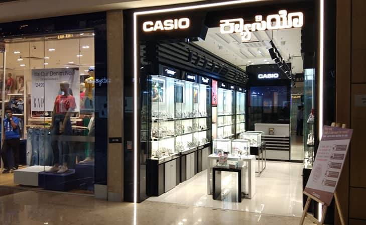 Casio Exclusive Store - Malleshwaram, Bengaluru