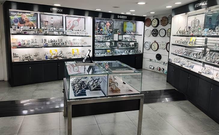 Casio Exclusive Store - MG Road, Thiruvananthapuram