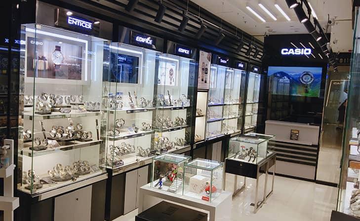 Casio Exclusive Store - Malleshwaram, Bengaluru