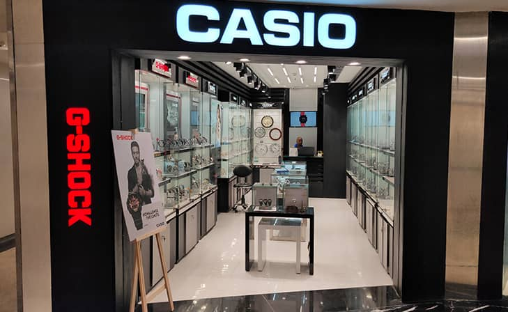 Casio Exclusive Store - Dwarka, Sector 21, New Delhi