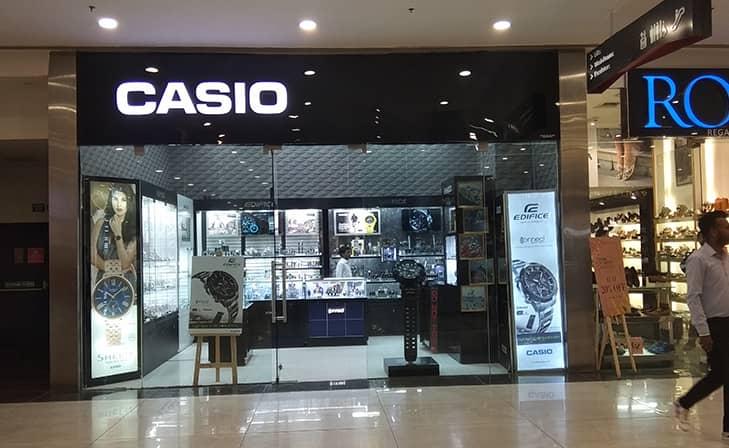 Casio Exclusive Store - Industrial Area, Chandigarh