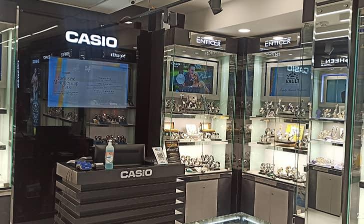 Casio Exclusive Store - Sec 25, Gurugram