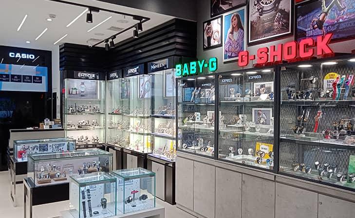 Casio Exclusive Store - Edappally, Ernakulam
