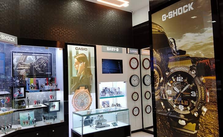 Casio Exclusive Store - Sector 40, Navi Mumbai