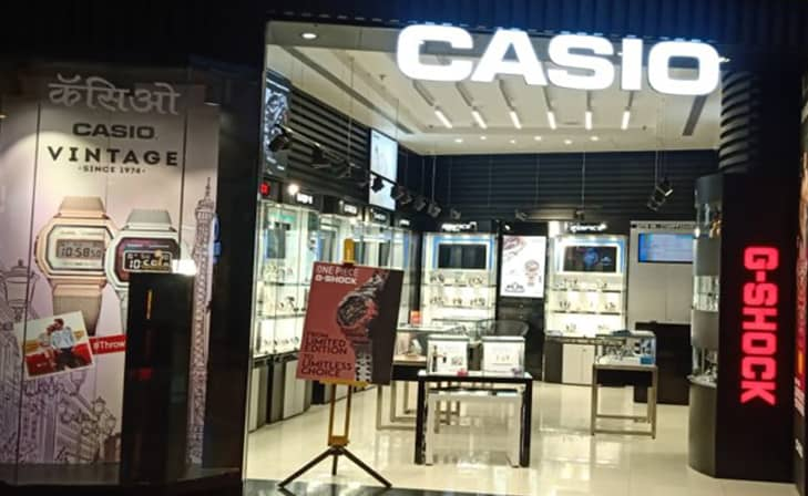 Casio Exclusive Store - Rambagh, Nagpur