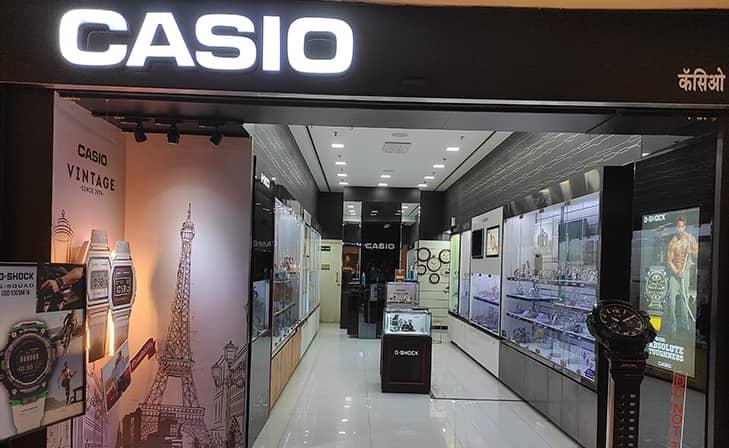 Casio Exclusive Store - Malad, Mumbai