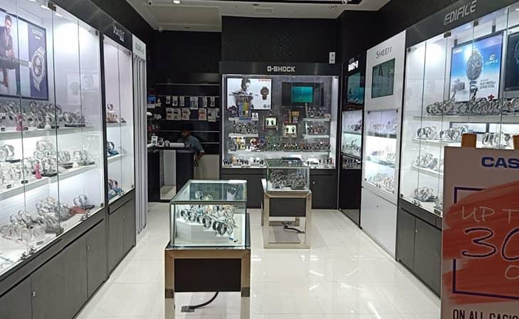 Casio Exclusive Store - Maruthi Sevanagar, Bengaluru