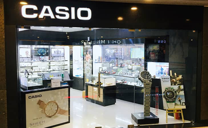 Casio Exclusive Store - Poovangal, Kozhikode