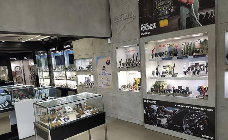 Casio Exclusive Store - Indiranagar, Bengaluru