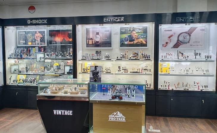 Casio Exclusive Store - G S Road, Guwahati
