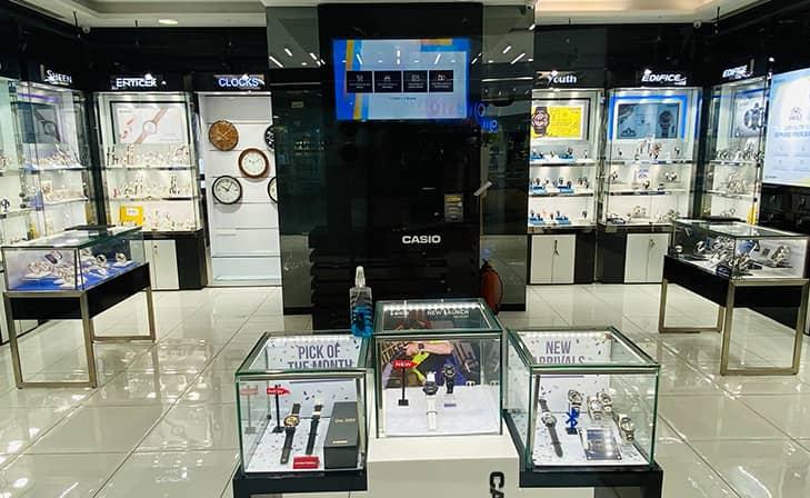 Casio Exclusive Store - Malad West, Mumbai