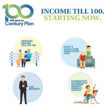 PNB MetLife Century Plan