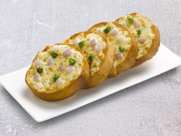 Garlic Bread - Spicy Supreme