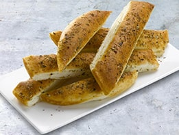 Creamy Garlic Bread Stix
