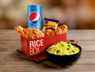 5 IN 1 RICE BOX