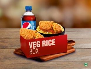 Veg Rice Box