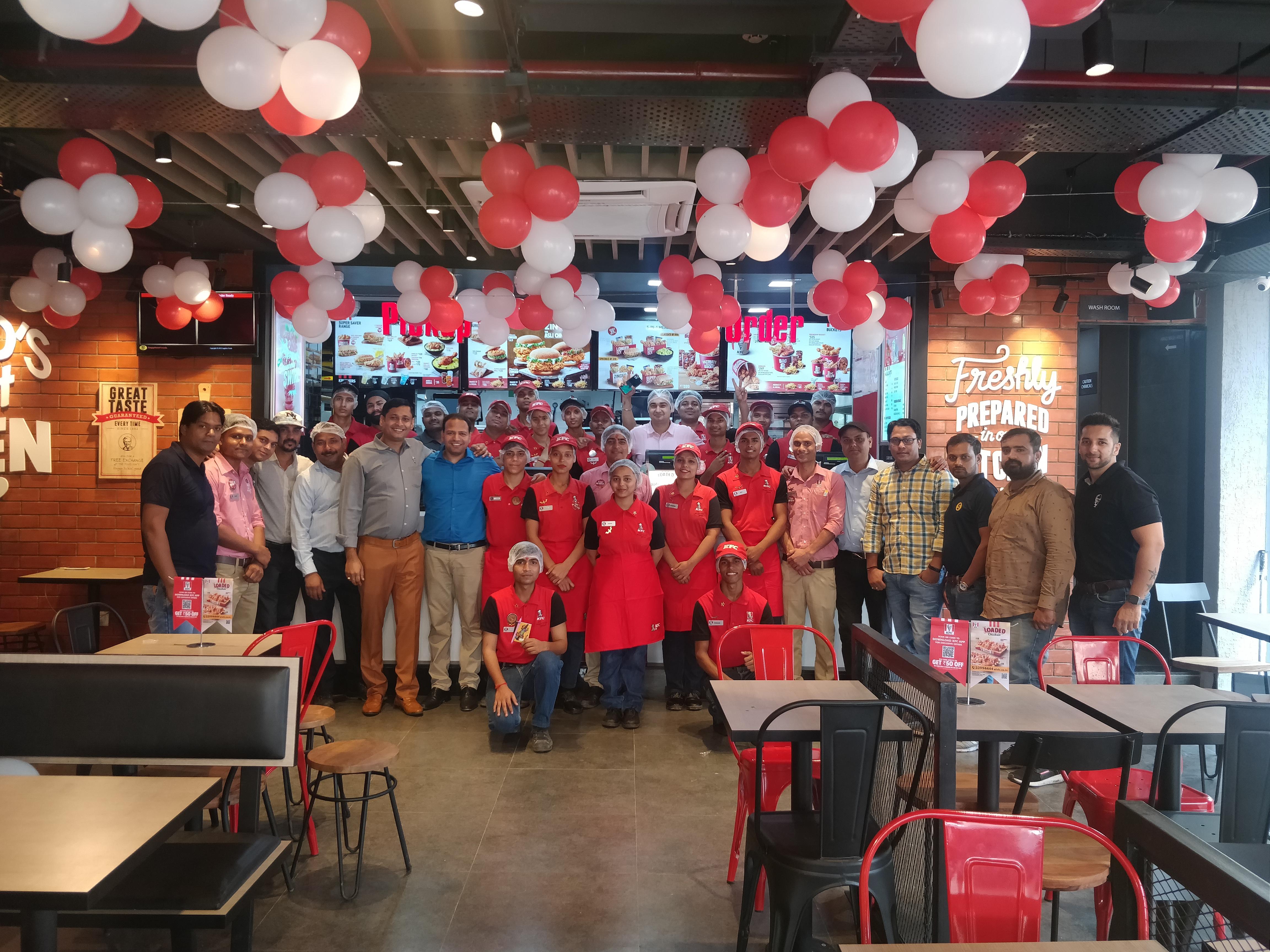 KFC - Mahavir Enclave, New Delhi