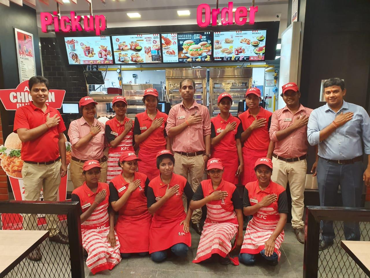 KFC - Gautam Nagar ST, Khorda