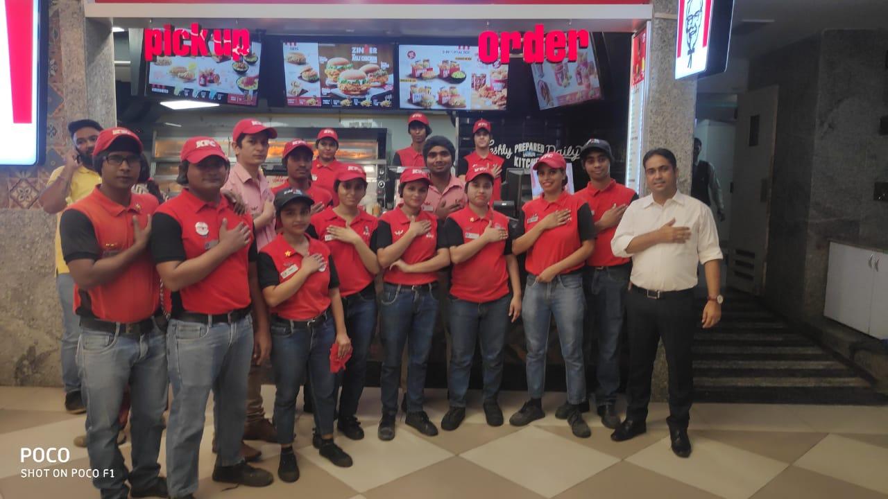 KFC - Kaushambi, Ghaziabad