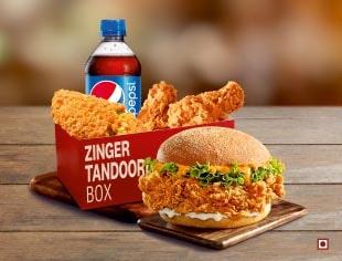 Tandoori Zinger Box