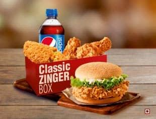 Classic Zinger Box