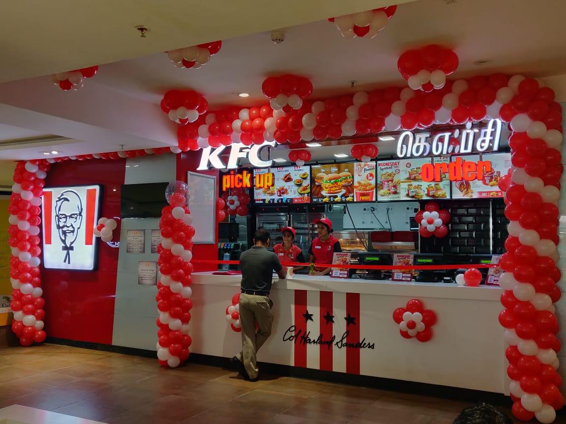 KFC - Egattur, Kanchipuram