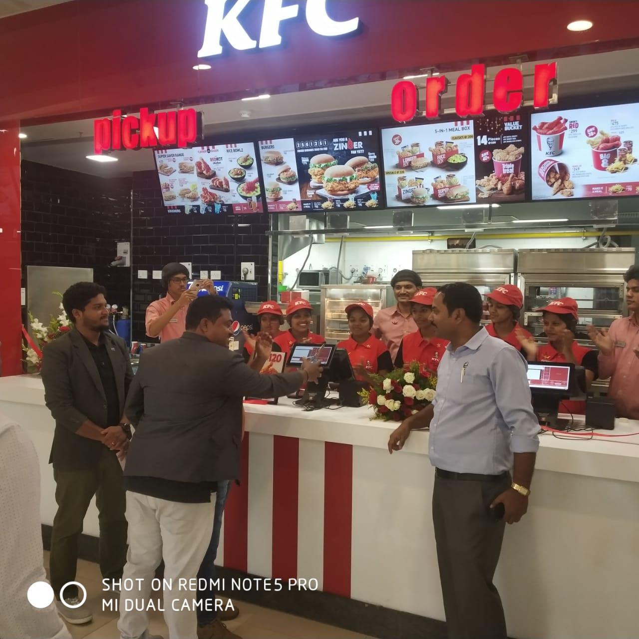 KFC - Yelahanka, Bengaluru