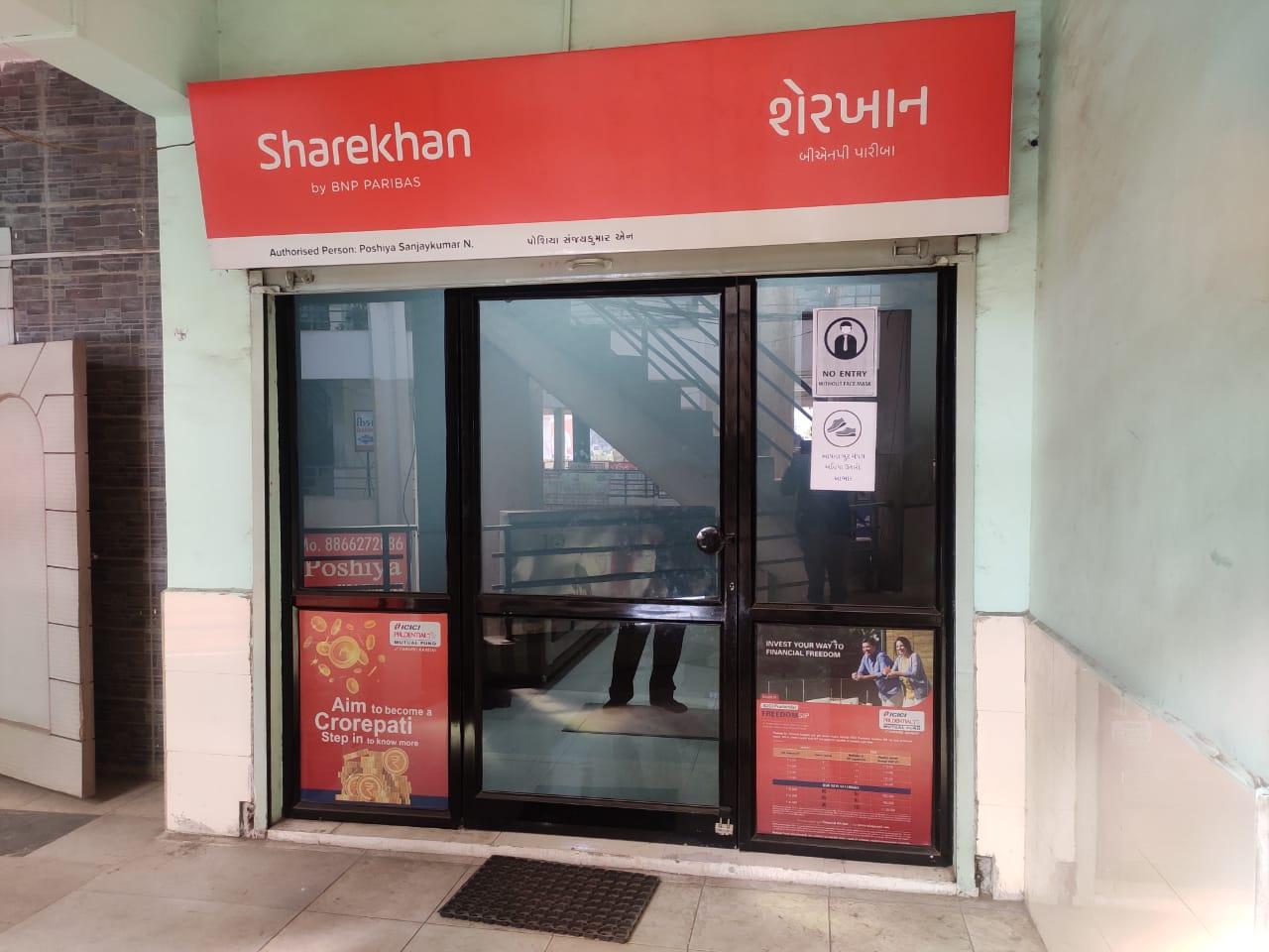 Sharekhan Ltd - Junagh Bus Stand Area, Junagadh