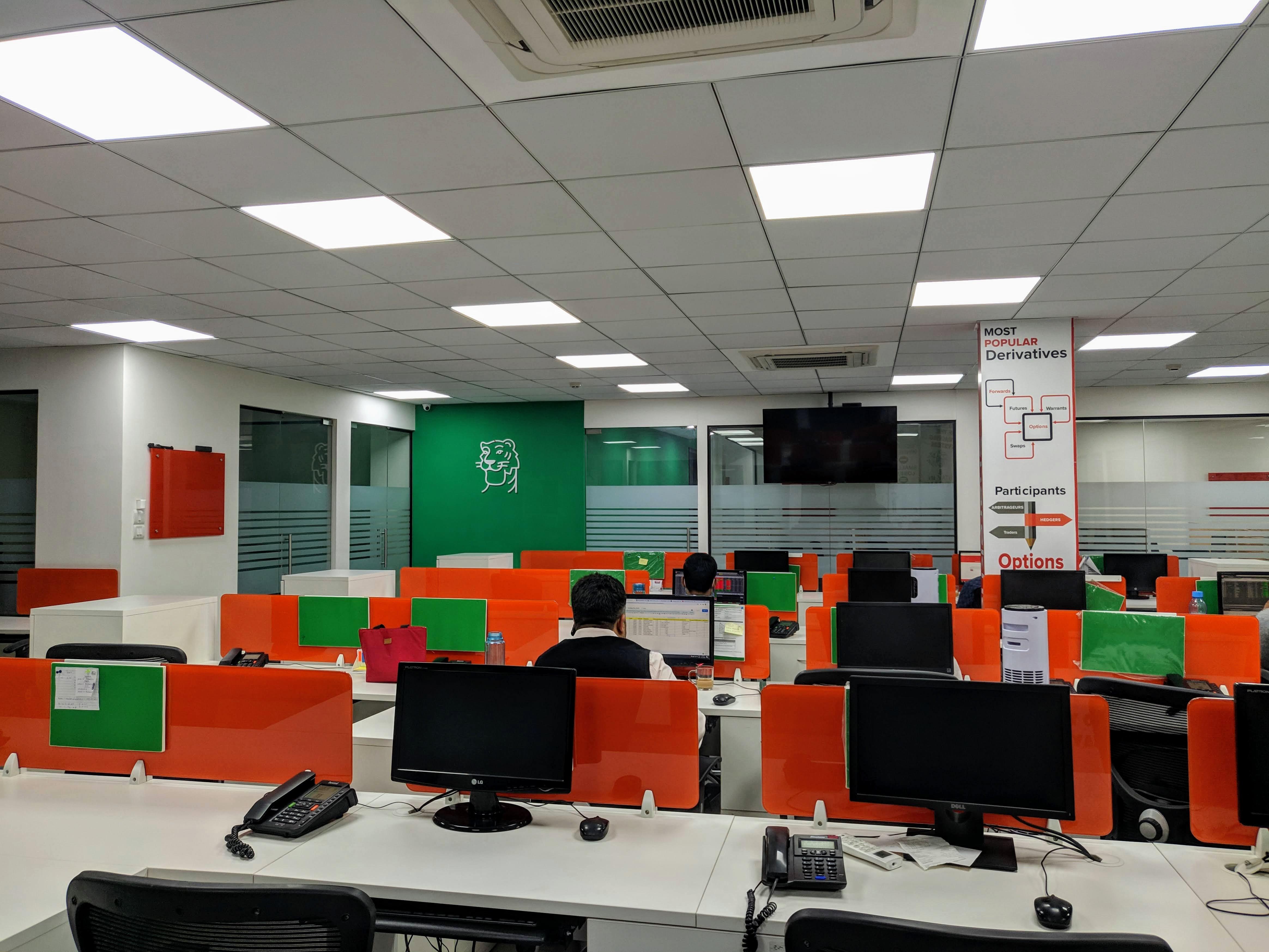 Sharekhan Ltd - Green Park Extension, New Delhi