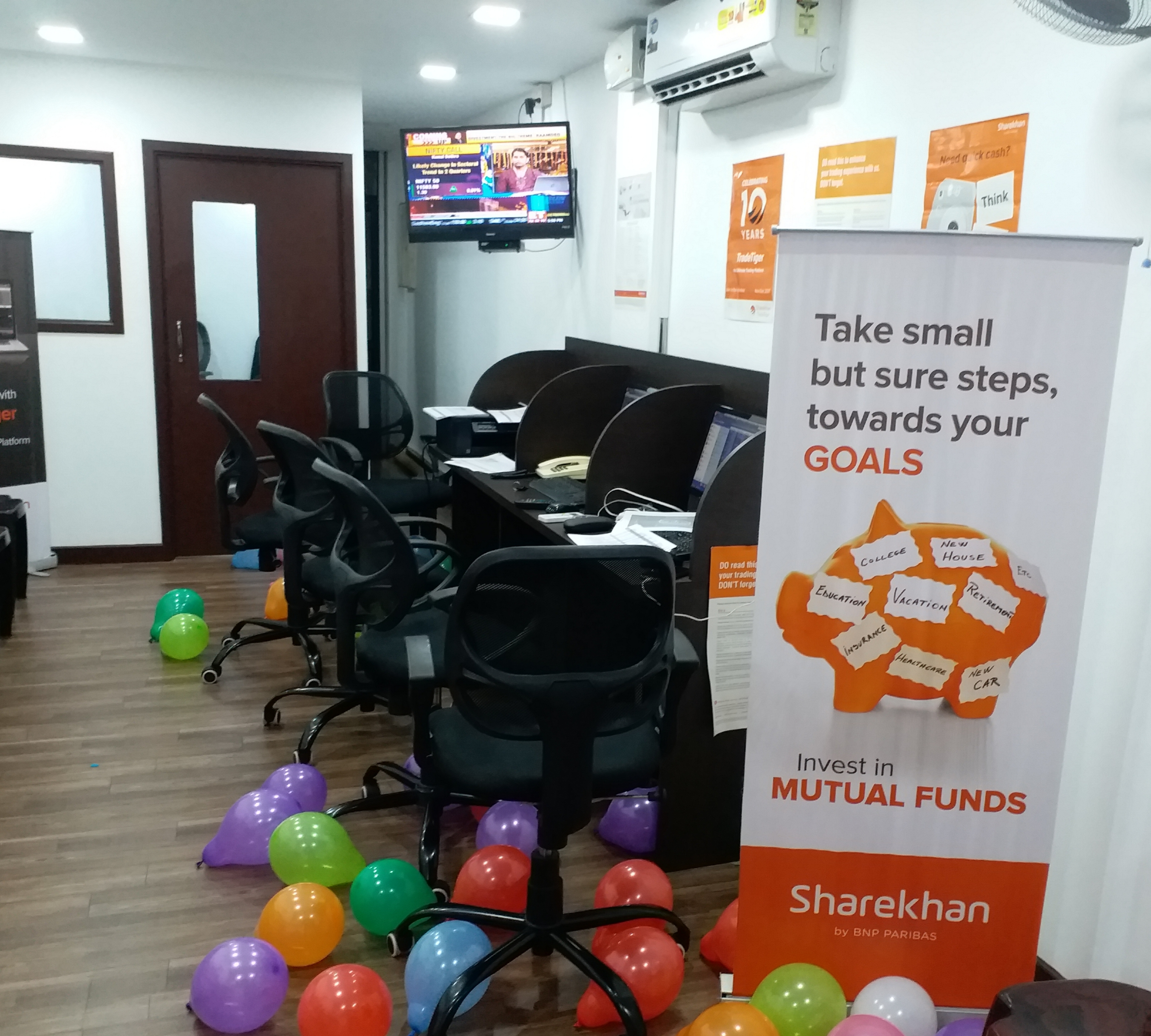 Sharekhan Ltd - South Bazar, Kannur