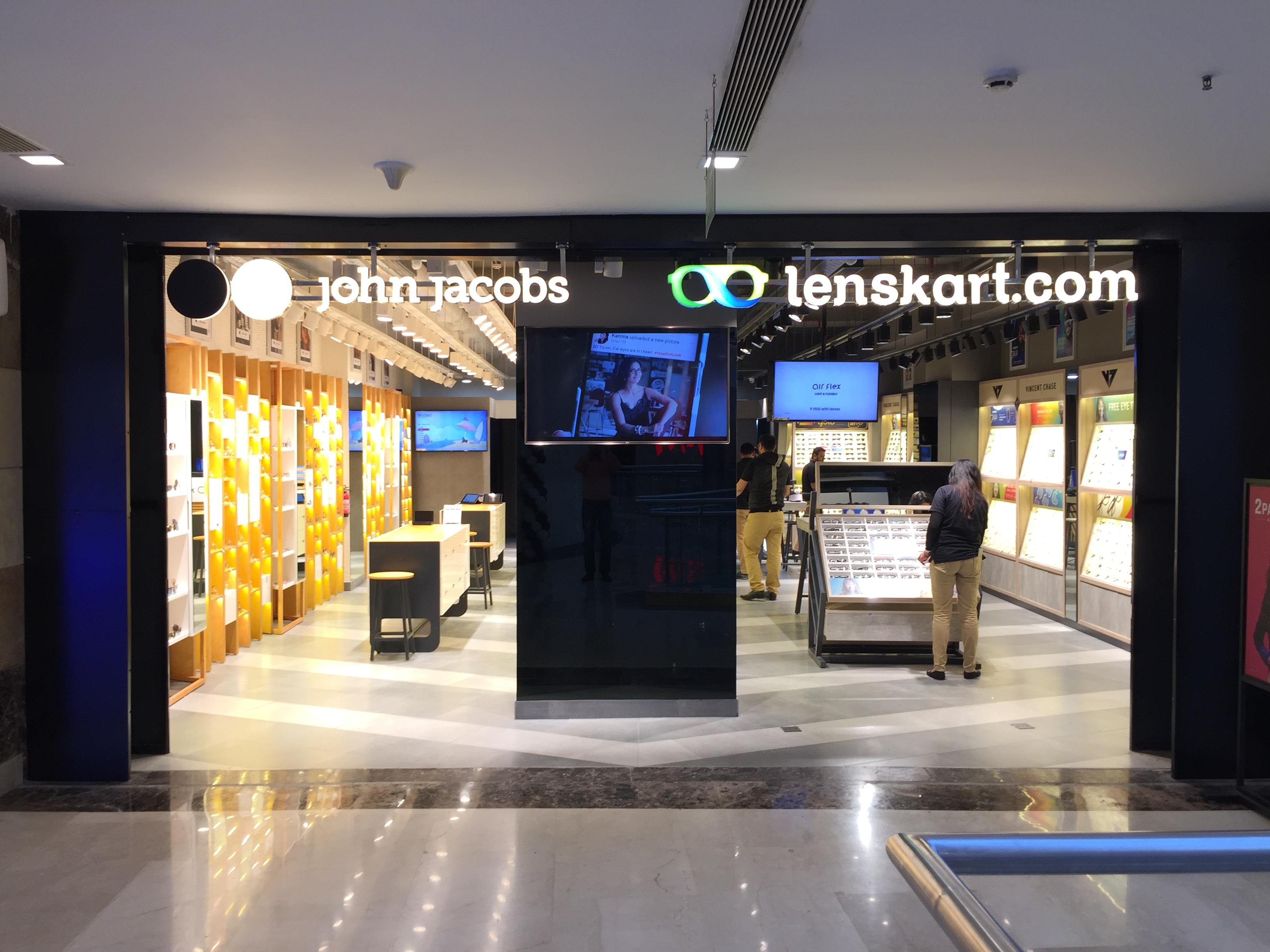 Lenskart.com - Ambience Mall, Gurugram, Gurgaon