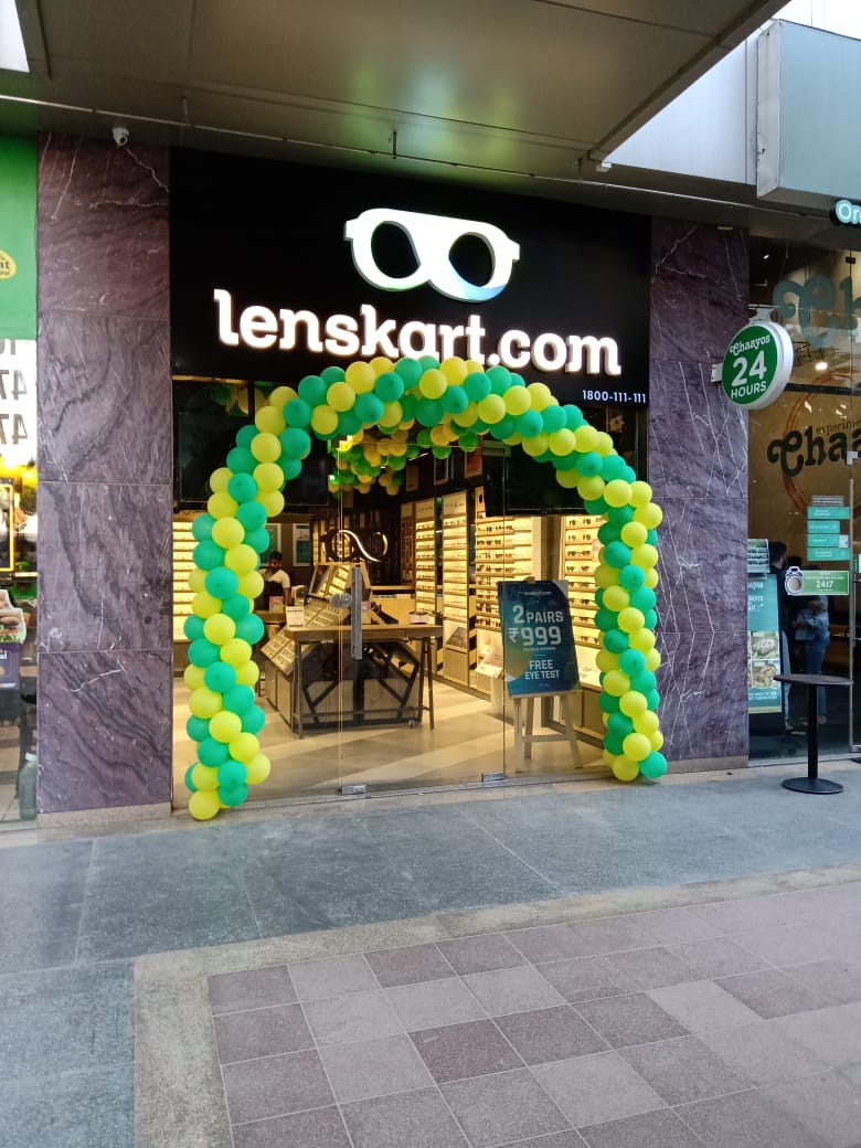 Lenskart.com - Good Earth City Center Mall, Gurgaon