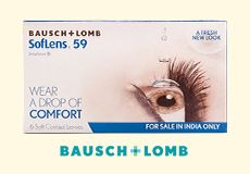 Bausch & Lomb Contact Lenses