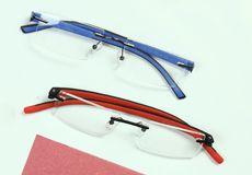 Rim Less Eyeglasses
