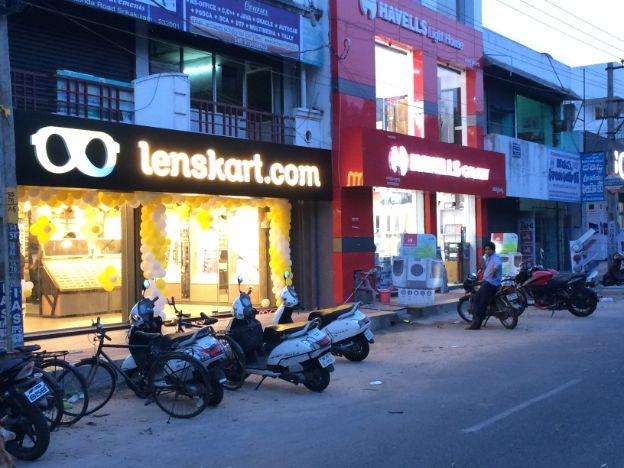 Lenskart.com - Palakonda Road, Srikakulam