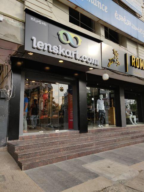 Lenskart.com - Wyra Road, Khammam