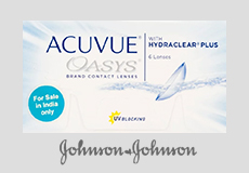 Johnson & Johnson Contact Lenses