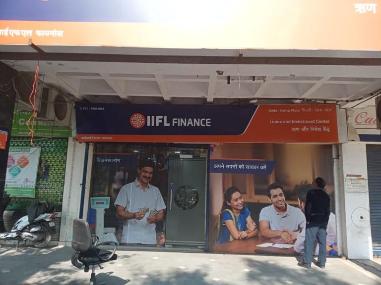 IIFL Gold Loan - Nehru Place, New Delhi