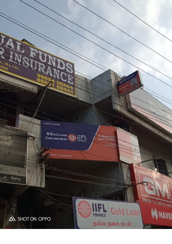 IIFL Gold Loan - Tirumangalam, Madurai